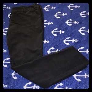 Express Columnist Pants size 4R black